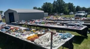 Shop 'Til You Drop At Rutledge Flea Market, One Of The Largest Flea Markets In Missouri