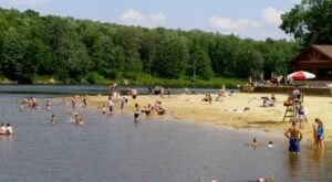 Parker Dam State Park Is One Of The Most Underrated Summer Destinations In Pennsylvania