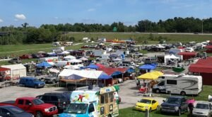 Shop 'Til You Drop At Awesome Flea Market, One Of The Largest Flea Markets In Kentucky