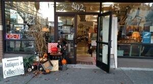 Shop 'Til You Drop At 5th Avenue Flea Market, One Of The Largest Flea Markets In Washington