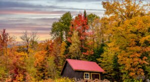 Take A Day Trip Into Canada From The Charming Town of Derby Line, Vermont