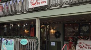 Let Your Imagination Soar At The Old-Fashioned Village Toy Store In Massachusetts