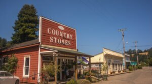Plan A Trip To Duncans Mills, One Of Northern California's Best Small Towns