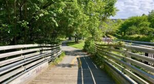 A Ride Along The Minuteman Bikeway Is One Of The Best Ways To Experience Massachusetts In The Summer