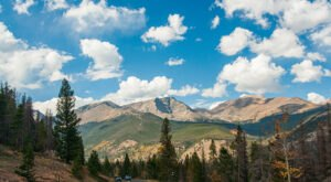 Hop In Your Car And Take Trail Ridge Road For An Incredible 48-Mile Scenic Drive In Colorado