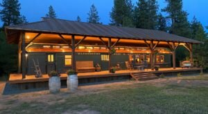 Spend The Night In An Authentic 1909 Train Carriage In Middle-Of-Nowhere Idaho
