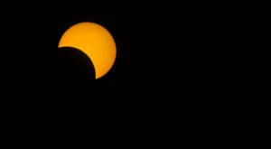 At Dawn On June 10, 2021, A Partial Solar Eclipse Will Rise In The South Carolina Sky