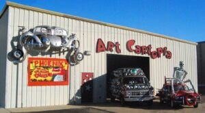 The Art Cartopia Car Museum In Colorado Is The Very Definition Of Quirky