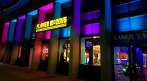 Flipper McCoy's Arcade In Virginia With 150 Vintage Games Will Bring Out Your Inner Child