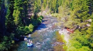 Spend A Relaxing Day Floating Down The Truckee River In Northern California For A Family-Friendly Adventure