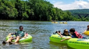 Take A Float Trip In Maryland This Summer Along The Potomac River