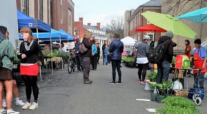 Northampton Farmers Market Is One Of The Biggest And Best In Massachusetts And It's Finally Reopening