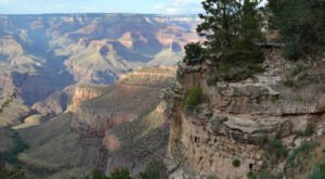 Arizona's Grand Canyon Is One Of The Top 20 National Parks In The U.S.