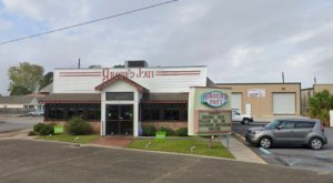 Home Of The One-Pound Burger, The Ground Pat'i Near New Orleans Shouldn't Be Passed Up