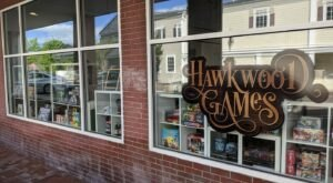 Sip Drinks While You Play Board Games At Hawkwood Game Cafe In Connecticut