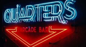 Sip Drinks While You Play Pinball At Quarters Arcade Bar In Utah