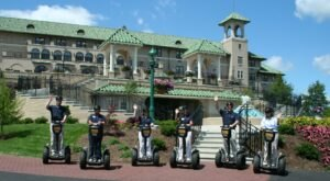 The Small Pennsylvania Town Of Hershey Has More Outdoor Attractions Than Any Other Place In The State