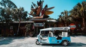 Take A Brew Tour In Florida Like No Other While Zipping Around On A Tuk Tuk