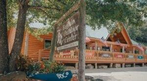 Refuel From Your Float Trip At Arkansas' Riverside BOC Deli