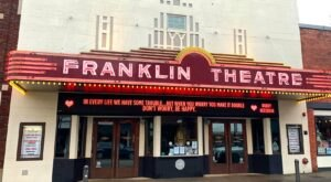Catch Your Favorite Movies This Summer At The Historic Franklin Theater In Tennessee
