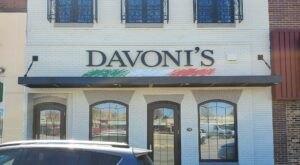 Taste Authentic Italian Cuisine At Davoni's Restaurant In Jamestown, North Dakota