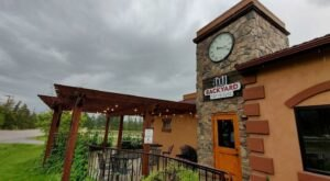 Relax On The Patio Of The Backyard Tap House, A True Hidden Gem In Montana