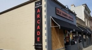 Sip Drinks While You Play Classic Board Games At Old North Arcade In Ohio