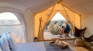 7 Campgrounds In Utah Perfect For Those Who Hate Camping