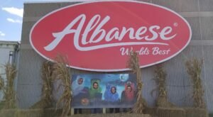Albanese Candy In Indiana Claims To Have The World's Best Gummy Bears