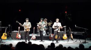 Relive Beatlemania With The Fab Four Experience Happening In Massachusetts