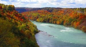 Devil's Hole Trail In New York Leads To One Of The Most Scenic Views In The State