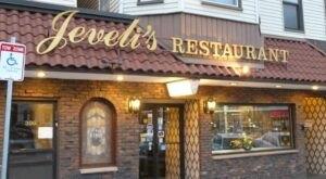 The Oldest Italian Restaurant In Massachusetts Is Jeveli's And It's Delicious