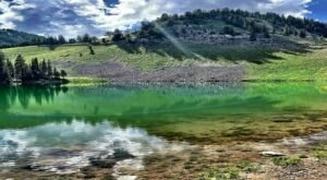 Bridger-Teton National Forest Is A Scenic Outdoor Spot In Wyoming That's A Nature Lover's Dream Come True