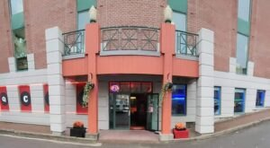 Travel Back In Time When You Visit Queen City Cinema Club, An Arcade Bar In Maine