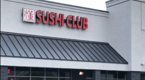 Chow Down At Sushi Club, An All-You-Can-Eat Sushi Restaurant In Indiana