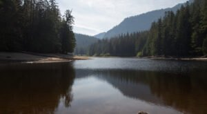 The Hike To Washington's Pretty Little Barclay Lake Is Short And Sweet