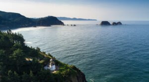 Hop In Your Car And Take The Three Capes Scenic Loop For An Incredible 40-Mile Scenic Drive In Oregon