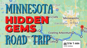 The Ultimate Minnesota Hidden Gem Road Trip Will Take You To 8 Incredible Little-Known Spots In The State