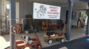 Shop 'Til You Drop At Shaggy's One Of The Largest Flea Markets In Iowa