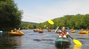 Take The Longest Float Trip In Iowa This Summer On The North Raccoon Water Trail