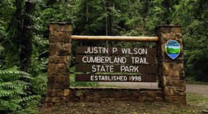 The Justin P. Wilson Cumberland Trail State Park Has Been Called The Best State Park In Tennessee