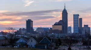 There Are More Than 200 Historic Buildings In This Indiana City