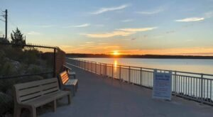 Niantic Boardwalk In Connecticut Leads To One Of The Most Scenic Views In The State