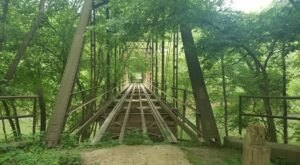 The Unique, Out-Of-The-Way Adventure Hiking Trail In Indiana That's Always Worth A Visit