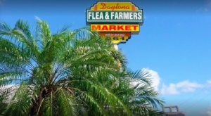 Shop 'Til You Drop At Daytona Flea & Farmers Market, One Of The Largest Flea Markets In Florida