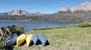 The Remote Brooks Lake Campground Is A Quiet Spot For A Summer Outing In Wyoming