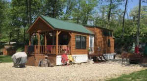 These Quaint Cottages On The Banks Of The Wabash River In Indiana Will Make Your Summer Splendid
