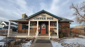 The One-Of-A-Kind Coffee Pot In Montana Serves Up Fresh Homemade Pie To Die For