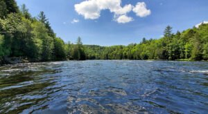 Take One Of The Longest Float Trips In Maine This Summer On The Kennebec River