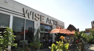 Housed In An Old Gas Station, Minnesota's Wise Acre Eatery Serves Up Outstanding Meals That'll Have you Coming Back For More